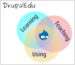 DrupalEdu - Learning - Teaching - Using