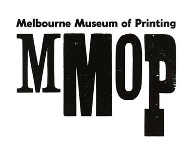 Melbourne Museum of Printing - LOGO