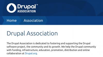 The Drupal Association