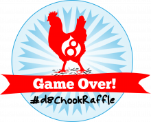 D8 Accelerate Chook Raffle - Game Over!