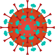 A flu virus might look something like this, or it might not.